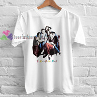friends tv show Tshirt gift adult unisex custom clothing Size S-3XL