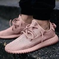 Adidas Yeezy Boost Fashion Women Running Sneakers Sport Shoes-1