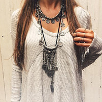 Wanderer Gypsy Necklace
