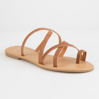 DEL MAR Strappy Slide Womens Sandals