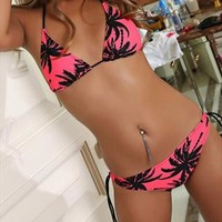 Sexy Summer Vacation Triangle Bikini Set from SarahHunt