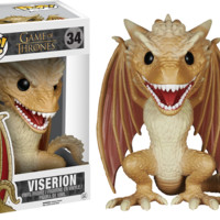 "Game of Thrones Viserion 6"" Pop Vinyl Figure"