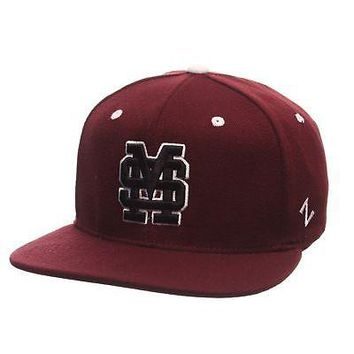 3a70990fa4985 Licensed Mississippi State Bulldogs Official NCAA 93 X-Small Hat Cap by  Zephyr 959848 KO 19 1