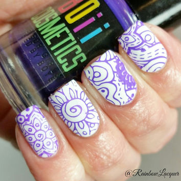 Stamping Nail Polish, Nail polish, I'm your sister cuz we are nail sisters swatches