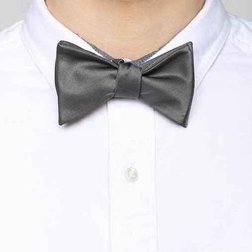 Classic Bowtie- Charcoal One