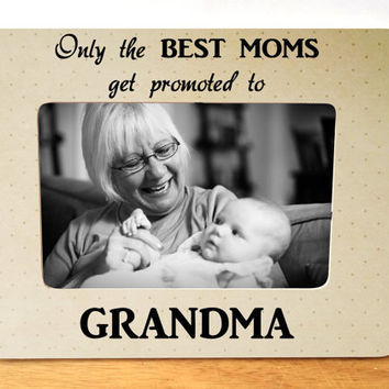 Grandma to be photo frame