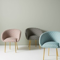 Strike Collection Dining Chair