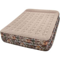 Intex Elevated Queen Airbed
