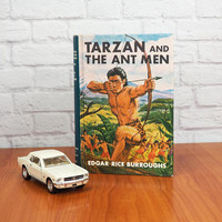 1952 Tarzan and the Ant Men Hardcover Book by Edgar Rice Burroughs