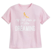 Cinderella Dreaming T-Shirt for Women - Oh My Disney