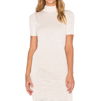 Ronny Kobo Jake Dress in Cream