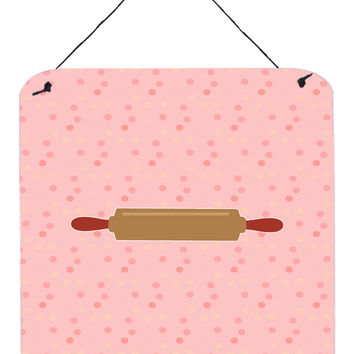 Rolling Pin Pink Wall or Door Hanging Prints BB7271DS66