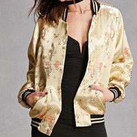 Jaded London Embroidered Jacket