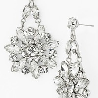 Nordstrom 'Occasion' Crystal Drop Earrings