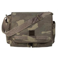 Canvas Messenger - Camo - Camouflage