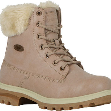 Lugz Empire HI Fur Work Boot