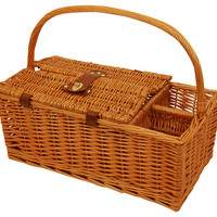 Willow Picnic Basket, Storage Baskets