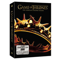 Game of Thrones: The Complete Second Season | WBshop.com | Warner Bros.