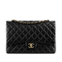 CHANEL Fashion - Classic flap bag