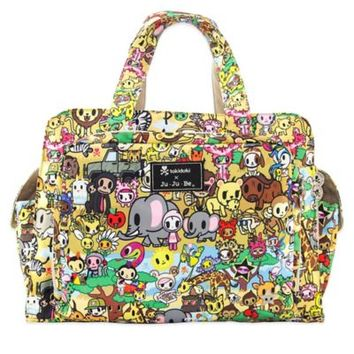 tokidoki x Ju-Ju-Be® Be Prepared Diaper Bag in Animalini