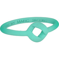 Marc by Marc Jacobs Link To Katie Tiny Rubberized Ring