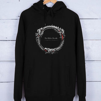 dragons fantasy art Premium Fleece Hoodie for Men and Women Unisex Adults