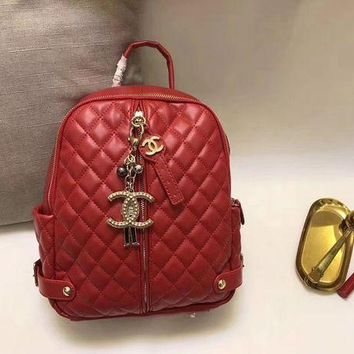 ac spbest CHANEL 2018 new backpack