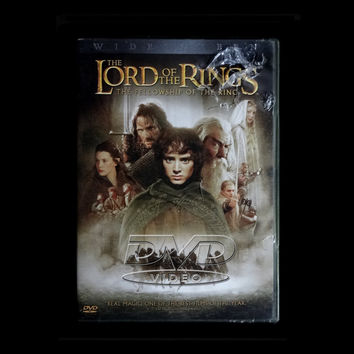 (DVD) The Lord of the Rings: The Fellowship of the Ring (2-disc)