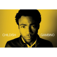 Childish Gambino - Domestic Poster