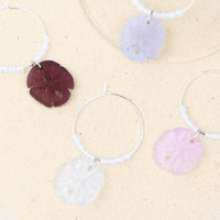 Beach Wine Charms - Lavender