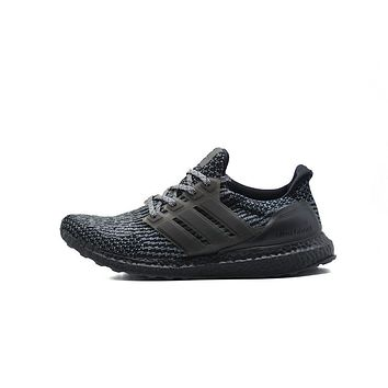 Adidas Ultra Boost 3.0 Black/Silver