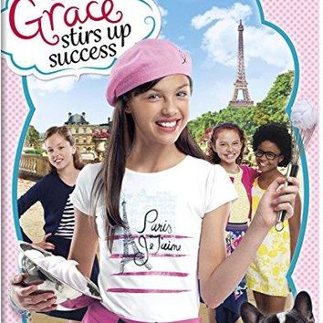 Olivia Rodrigo & Eloise Webb & Vince Marcello-American Girl: Grace Stirs Up Success
