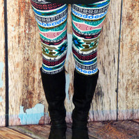 Sonora: Leggings