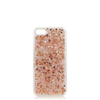 **TOPSHOP EXCLUSIVE Rose Gold Jelly iPhone 7 Case by Skinny Dip | Topshop