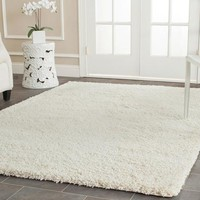 Safavieh Machine-Made Shag Rug - Walmart.com