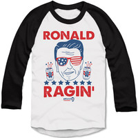 Ronald Ragin'
