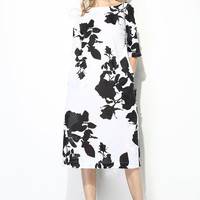 womens summer dress--E0206