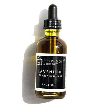 Lavender + Frankincense Face Oil