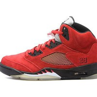 Best Deal Online Air Jordan 5 'Raging Bull' (Red)