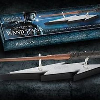 Officially Licensed Harry Potter Bolt Wand Display Holder for Light Up Wands & RC
