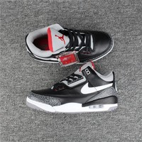 "Air Jordan 3 OG ""Black Cement"" US7-13"