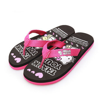 Cool Anime Flat Ladies Anti-skid Lovely Beach Slippers [4918324804]