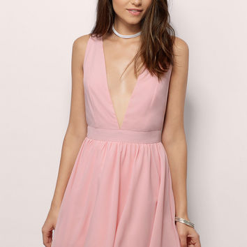 Swing With Me Skater Dress