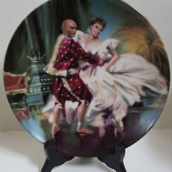 Knowles China 1985 The King & I Collection 2nd Issue - Shall We Dance