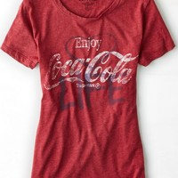 AEO 's Wear America Graphic T-shirt (Red)