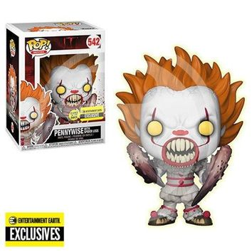 Pennywise with Spider Legs (Glow in the Dark)
