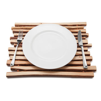 Eucalyptus Wood Placemat