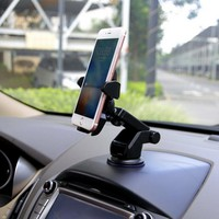 Universal Car Dashboard Windshield Phone Mount for iPhone X 6s 7 8 Plus