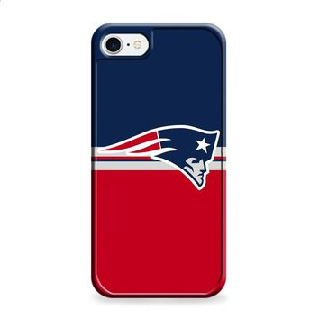 Blue and Red New England Patriots Logo iPhone 6 | iPhone 6S case