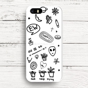 iPhone 4s 5s 5c 6s Cases, Samsung Galaxy Case, iPod Touch 4 5 6 case, HTC One case, Sony Xperia case, LG case, Nexus case, iPad case, Black and White Tumblr Cases
